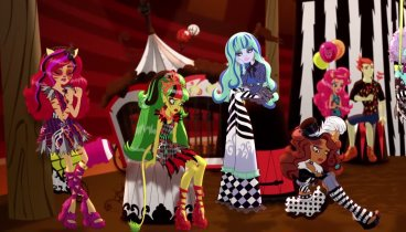 Monster High Temporada 06 Capitulo 03 - Freak Du Chic  Tercer Acto