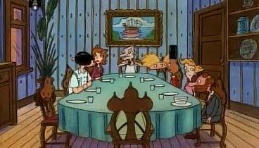 Hey Arnold Temporada 01 Capitulo 13 - Educando a torvald - Gerald viene de visita