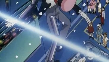 B't X Temporada 01 Capitulo 01 - El retorno del robot X