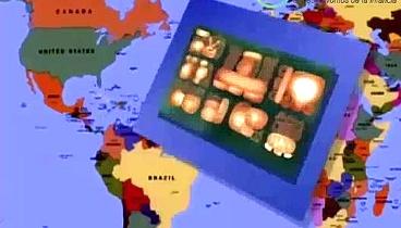 ¿Donde en el mundo esta Carmen Sandiego? Temporada 01 Capitulo 02 - La llamada del espacio