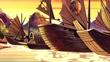 ¿Donde en el mundo esta Carmen Sandiego? Temporada 01 Capitulo 04 - Sueños de la Luna