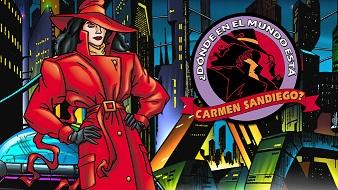 ¿Donde en el mundo esta Carmen Sandiego? Temporada 01