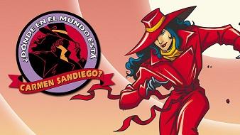 ¿Donde en el mundo esta Carmen Sandiego? Temporada 02