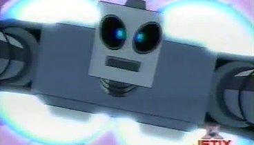Super Escuadróon Ciber Monos Hiperfuerza ¡Ya! Temporada 01 Capitulo 13 - El Rey Esqueleto