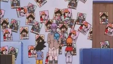 Dragon Ball GT Capitulo 04 - Goku y los demás se convierten en criminales