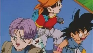 Dragon Ball GT Capitulo 08 - Los bigotes de Zunama