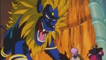 Dragon Ball GT Capitulo 11 - Pan es convertida en muñeca