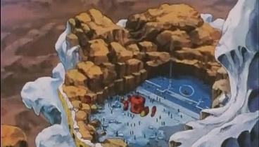 Dragon Ball GT Capitulo 13 - El misterioso científico llamado Myu