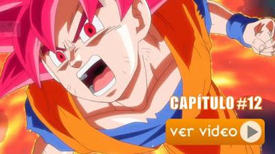 Dragon ball Super Capitulo 12 - El universo se destruira? El dios destructor vs el Super saiyajin Dios