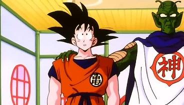 Dragon Ball Z Capitulo 06 - King se sorprende ¿Habrá que luchar en el otro mundo?