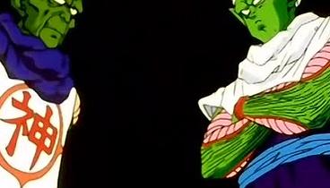 Dragon Ball Z Capitulo 07 - Hay que sobrevivir a los dinosaurios, el duro entrenamiento de Gohan