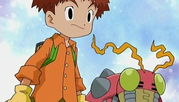 Digimon Adventure Capitulo 03 - Garurumon