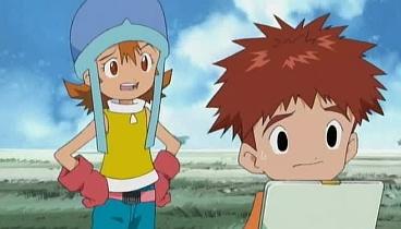 Digimon Adventure Capitulo 05 - Kabuterimon