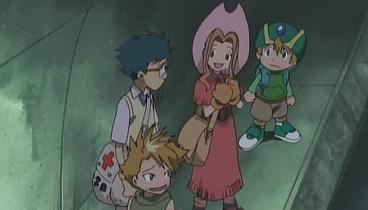Digimon Adventure Capitulo 06 - La furia de Palmon