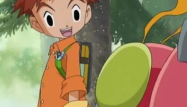 Digimon Adventure Capitulo 07 - Ikkakumon