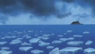 Digimon Adventure Capitulo 09 - Los digimon de hielo