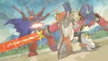 Digimon Xros Wars Capitulo 28 - Batalla en las Profundidades Digitales