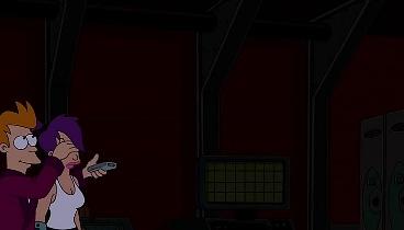 Futurama Temporada 07 Capitulo 15 - Aventura en dos dimensiones