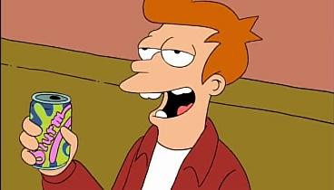 Futurama Temporada 01 Capitulo 13 - Fry y la fábrica de Slurm