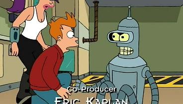 Futurama Temporada 02 Capitulo 01 - Yo siento esa moción