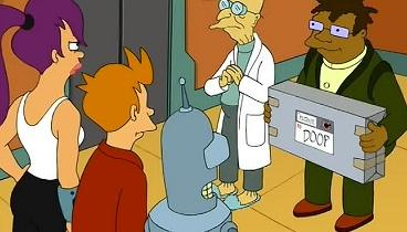 Futurama Temporada 02 Capitulo 02 - Brannigan, comienza de nuevo