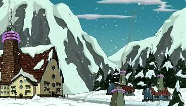 Futurama Temporada 02 Capitulo 04 - Cuento de Navidad
