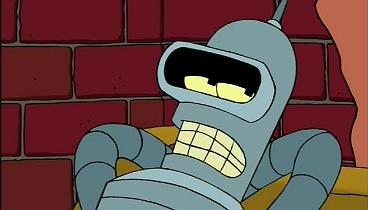 Futurama Temporada 02 Capitulo 07 - Pon tu cabeza sobre mi hombro