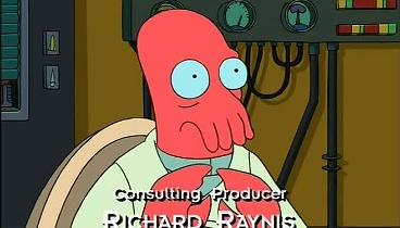 Futurama Temporada 02 Capitulo 08 - Bender el tremendo
