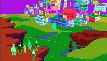 Futurama Temporada 02 Capitulo 09 - Un cíclope a la medida