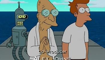 Futurama Temporada 02 Capitulo 12 - Viaje al Sureste