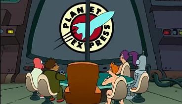 Futurama Temporada 01 Capitulo 03 - Yo, compañero