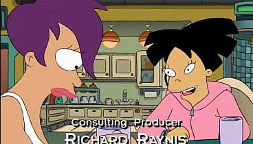 Futurama Temporada 01 Capitulo 04 - Trabajo de amor perdido en el espacio