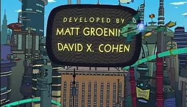 Futurama Temporada 01 Capitulo 08 - Una enorme bola de basura