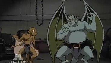Gargolas Heroes mitologicos Temporada 01 Capitulo 07 - Tentación