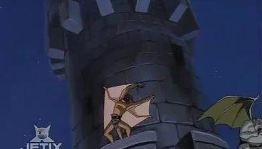 Gargolas Heroes mitologicos Temporada 01 Capitulo 08 - Fuerza Mortal