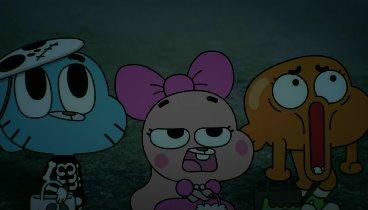 El Increible Mundo de Gumball Temporada 02 Capitulo 05 - Halloween - El Tesoro