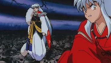 Inuyasha Temporada 01 Capitulo 07 - Sesshomaru contra el colmillo de acero