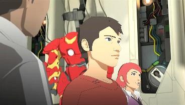 Iron Man Aventuras de Hierro Temporada 01 Capitulo 11 - Mascarada