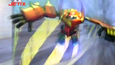 Iron Kid Capitulo 10 - El ataque de los Maxes
