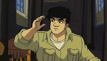 Las Aventuras de Jackie Chan Temporada 01 Capitulo 01 - La mano oscura