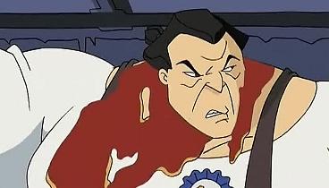 Las Aventuras de Jackie Chan Temporada 01 Capitulo 12 - El Tigre y el Gatito