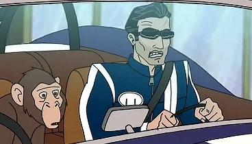 Johnny Test Temporada 01 Capitulo 08 - Johnny Hollywood / El Turbo Retractor de Tiempo de Johnny