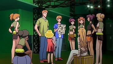 Kaleido Star Temporada 01 Capitulo 18 - La fantástica trampa del joven Yuri