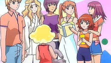 Kaleido Star Temporada 02 Capitulo 09 - El Increíble Debut de Marion