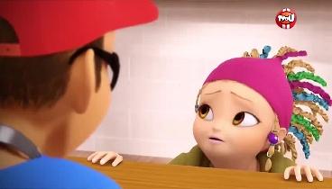 Prodigiosa: Las aventuras de Ladybug Temporada 01 Capitulo 10 - Un Cupido Sombrío