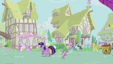My Little Pony Temporada 01 Capitulo 11 - Empacando el Invierno
