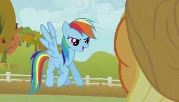 My Little Pony Temporada 01 Capitulo 13 - Amigas Otoñales