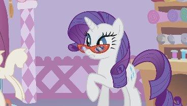 My Little Pony Temporada 01 Capitulo 14 - Vestida para el Éxito