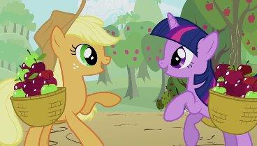 My Little Pony Temporada 01 Capitulo 03 - El Boleto Extra