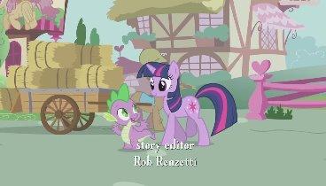 My Little Pony Temporada 01 Capitulo 06 - Detectives Presumidos